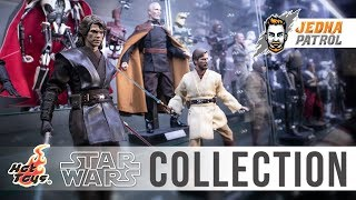 My $10,000 Star Wars Hot Toys Collection