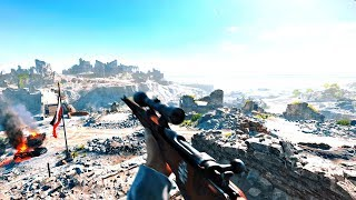 BATTLEFIELD 5 SNIPER GAMEPLAY [PC]