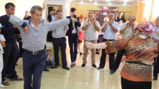 Народный цудахарский танец. с.Верхнее Убеки