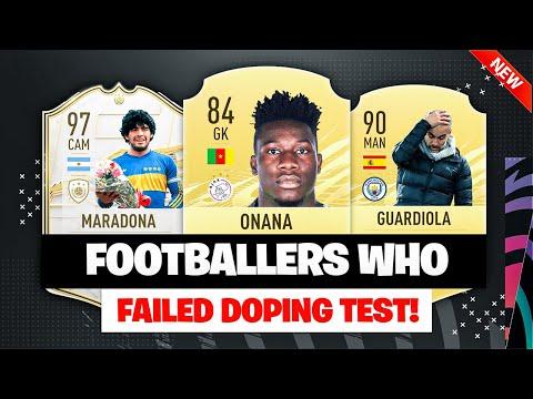 Footballers Who FAILED
