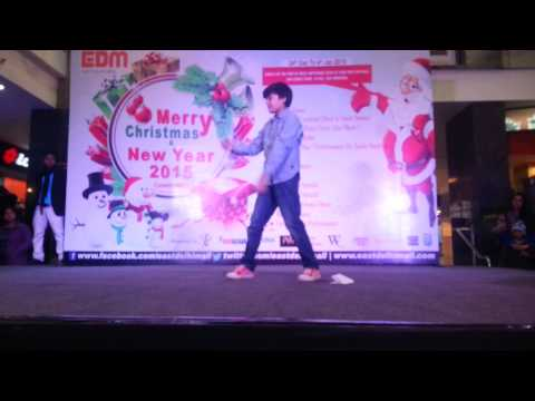 dheere dheere se remix zack knight dance performance from STYLO ACADEMY by pranay