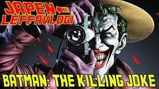 Arvio - Batman: The Killing Joke (2016)