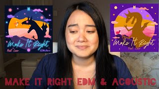Baixar BTS (방탄소년단) ft. Lauv - Make It Right EDM & Acoustic Remix REACTION