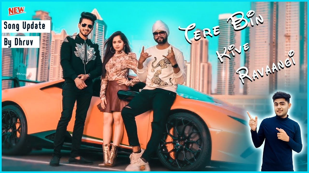 Tere Bin Kive Mr Faisu Jannat Zubair First Music Video Telly