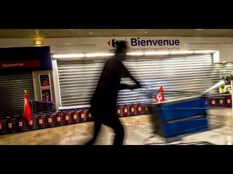 """Grève Dans Les Hypermarchés : """"Le Modèle De La Grande Distribution N'a Pas Vécu"""", Selon La CGT"""