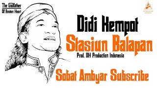 Didi Kempot - Stasiun Balapan (Official Video Lyric)