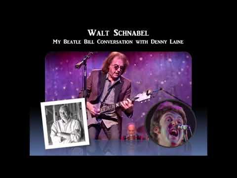 Sage of Quay™ - Walt Schnabel - My Beatle Bill Conversation with Denny Laine (Jan 2019)