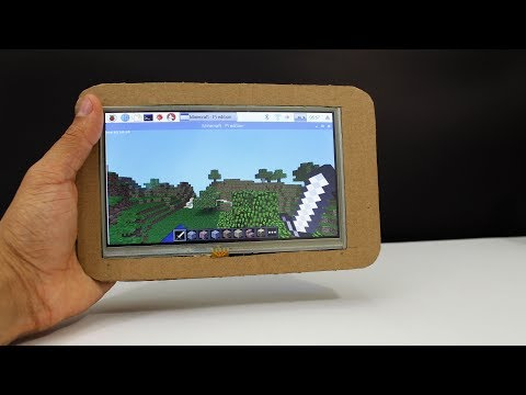 How To Make A Simple Touchscreen Tablet for Under 60$