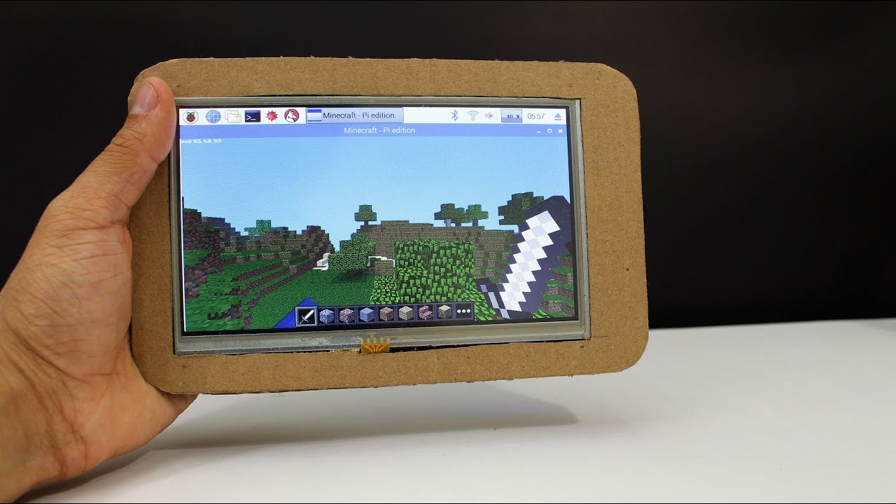 How To Make A Simple Touchscreen Tablet For Under 60