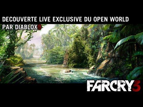 Far Cry 3 - Découverte live exclusive en Open World - @ Ubisoft Montréal