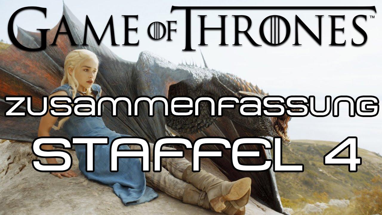 Game Of Thrones Staffel 4 Recap Zusammenfassung Youtube