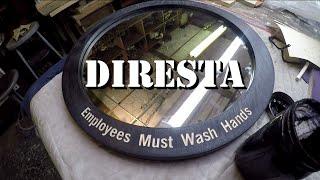DiResta 2 Mirror Build - Employees & Police!