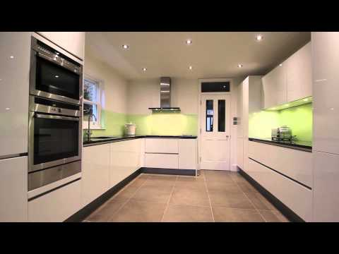 German Kitchens installed by LWK Kitchens London
