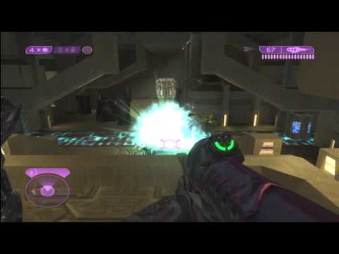 Halo 2 Legendary Walkthrough: Mission 4 - The Arbiter
