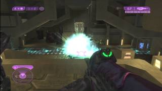 Halo 2 Legendary Walkthrough: Mission 4 - The Arbiter