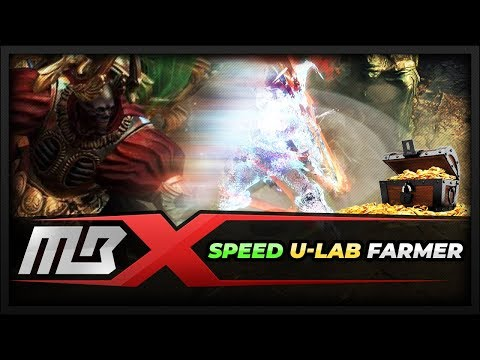 [PATH OF EXILE] – SPEED U-LAB FARMER – 40/40 DELVE CHALLENGES CLEAR!