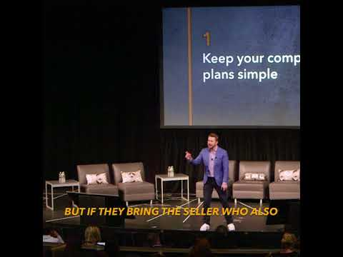 Keep Your Compensation Plans Simple