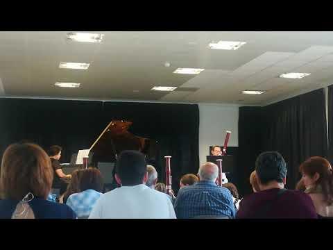 Fagot: Emilio Cebrián Fraga 2º EE