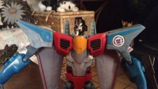Transformers RID 2015-16 + 1986 movie Starscream's coronation (with a twist!)