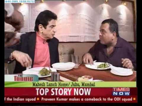 Jeetendra's Day out with Food