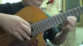 [Hòa tấu guitar] Thành phố buồn - Mèo Ú