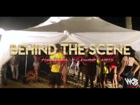 Harmonize - SHULALA ( Behind The Scene part 3)