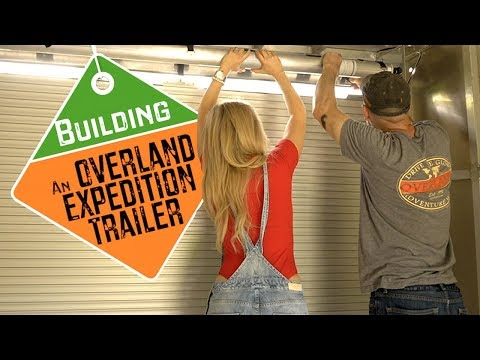 Building The Ultimate Off Road Camp Trailer On A Military M1102