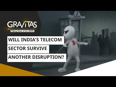 Gravitas: Will India's Telecom Sector Survive Another Disruption?