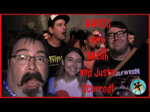 Sea World | HHN with The World of Micah Justin Scarred and Ally! | Wyndham Bonnet Creek