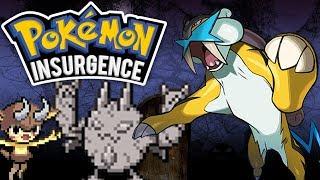 TAM BYŁY SEKRETNE DRZWI?! - Let's Play Pokemon Insurgence #102