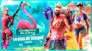 🔴 NEW EVENT *14 DAYS OF SUMMER* WILL BRING FREE GIFTS LIVE FORTNITE ? AntoChrisGS