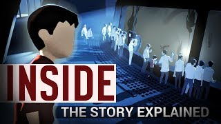 Inside: The Story & its Meaning Explained (Horror Game Theories)