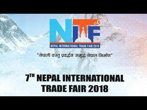 Face The Market Of  Nepal International Trade Fair 2018
