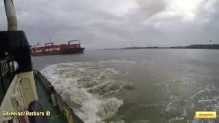 7200HP Tugboat - Propeller Wash
