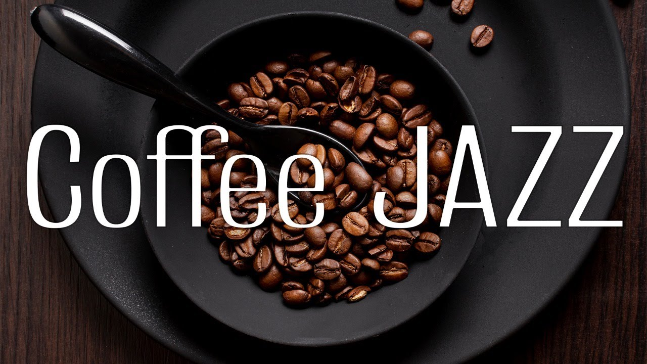 Flavored Coffee JAZZ Playlist - Relaxing Background JAZZ Music For Work,Study & Stress Relief