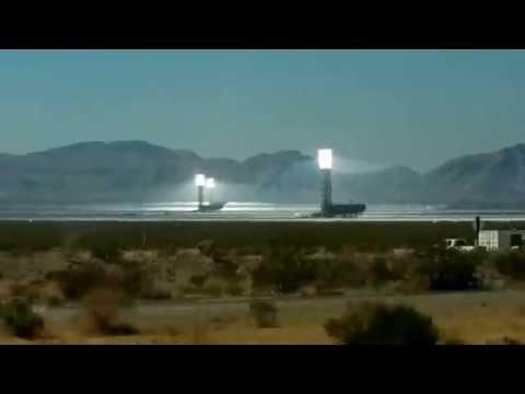 World's Largest Solar-Thermal Plant, Ivanpah