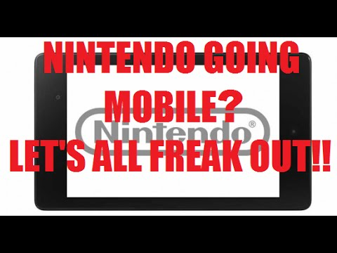 Nintendo Partners With DeNA To Make Mobile Games - Don't Panic!