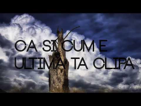 NIMENI ALTU - TRAIESTE CLIPA [HD VIDEO LYRICS]