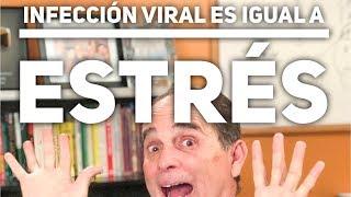 Episodio #1424 Infección viral es igual a estrés