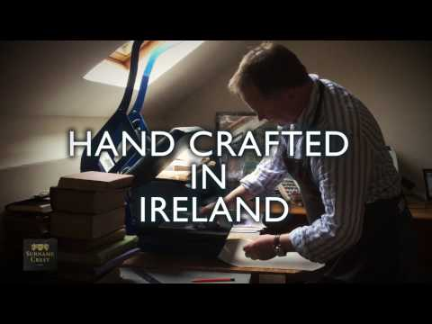 Family Coat of Arms Wedding Gifts - Handcrafted in Ireland