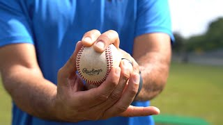 How To Grip & Thŗow A Fastball (4 Seam & 2 Seam) with NY Mets Pitching Coach! [Pitching Grips] ⚾️
