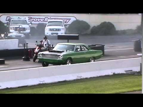 Cliff Lick, Jr. - 69 dart - Maple Grove Raceway