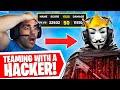 My Random Duo was A HACKER! 😨 Modern Warfare Warzone
