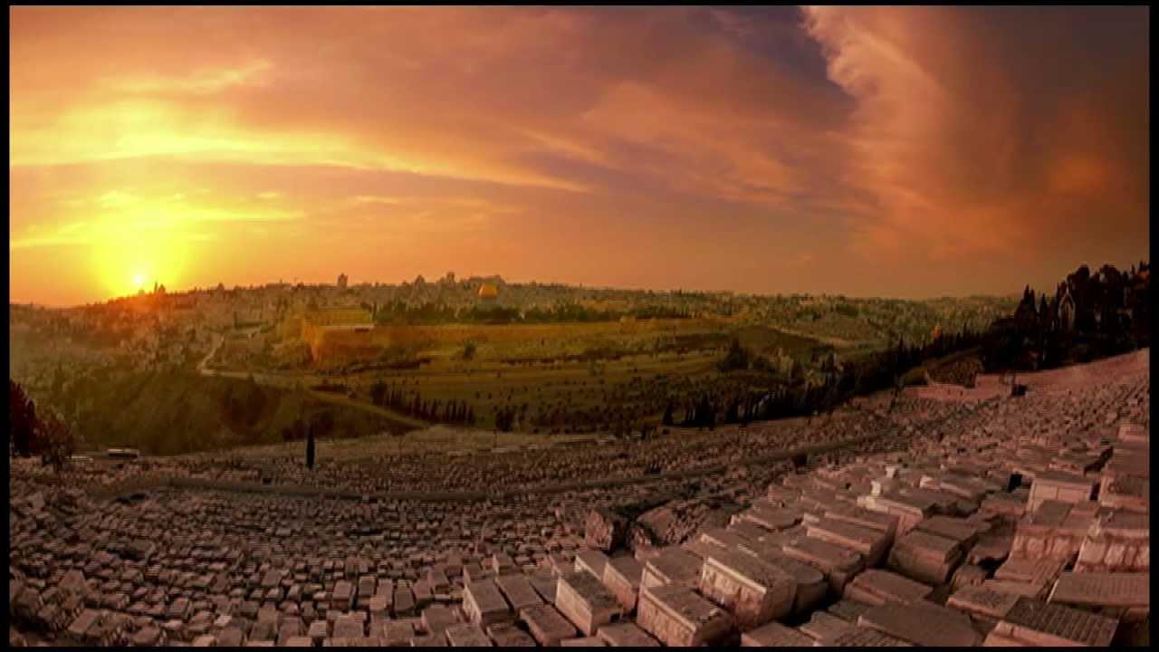 jerusalem wallpapers sunset background hicks michael 2160