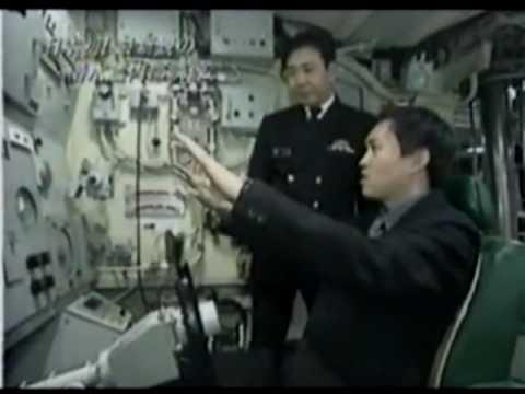 Japan JMSDF Oyashio class Submarine - SS-590 Oyashio -