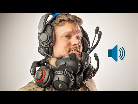 The Ultimate Gaming Headset Mic Comparison!