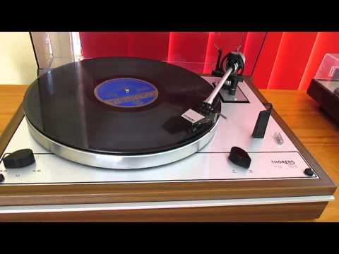 thorens td 165 turntable on ebay 19 04 2015 youtube. Black Bedroom Furniture Sets. Home Design Ideas