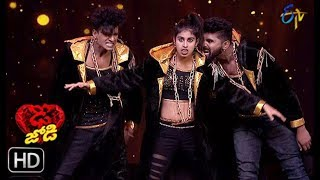 Sukumar and Greeshma Performance | Dhee Jodi | 2nd January 2019  | ETV Telugu