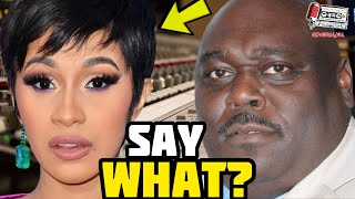 Faizon Love Just Made A Mind Blowing Statement About Cardi B!