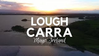 Lough Carra, County Mayo - A Lake beside Lough Mask, Ireland